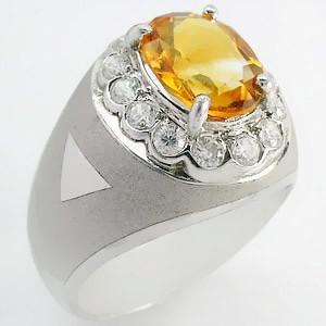 Цитрин, полудрагоценные камни, камень